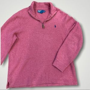 Polo Ralph Lauren Thick Cotton Pullover